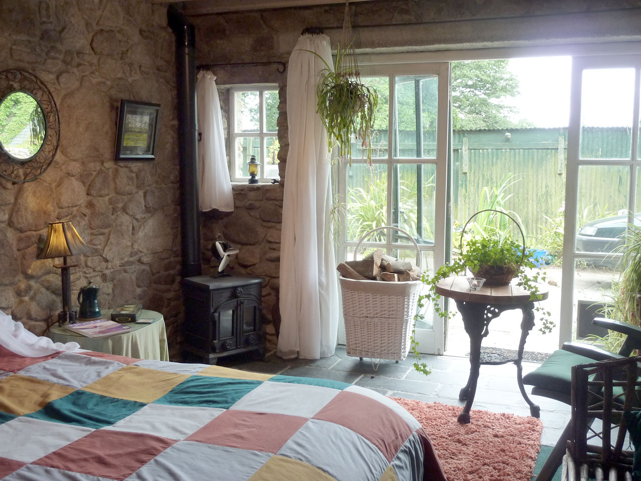 Unique Country Accommodations | The Chaff House | Co Kilkenny, Ireland