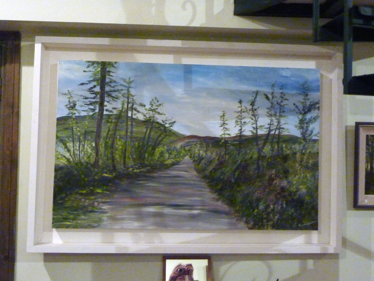 Original Artwork Paintings for Sale | Cullintra House Art Gallery | Patricia Cantlon Artist