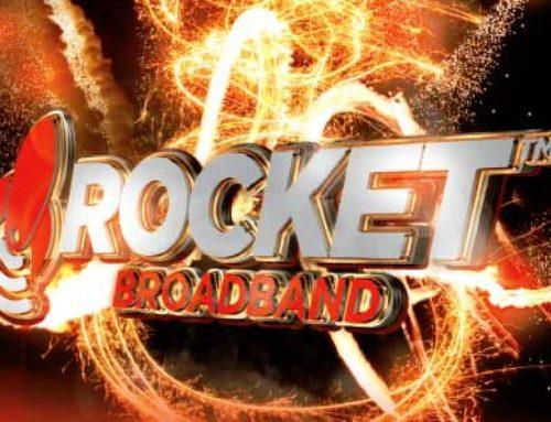 Superfast Skytel Rocket Broadband at Cullintra House