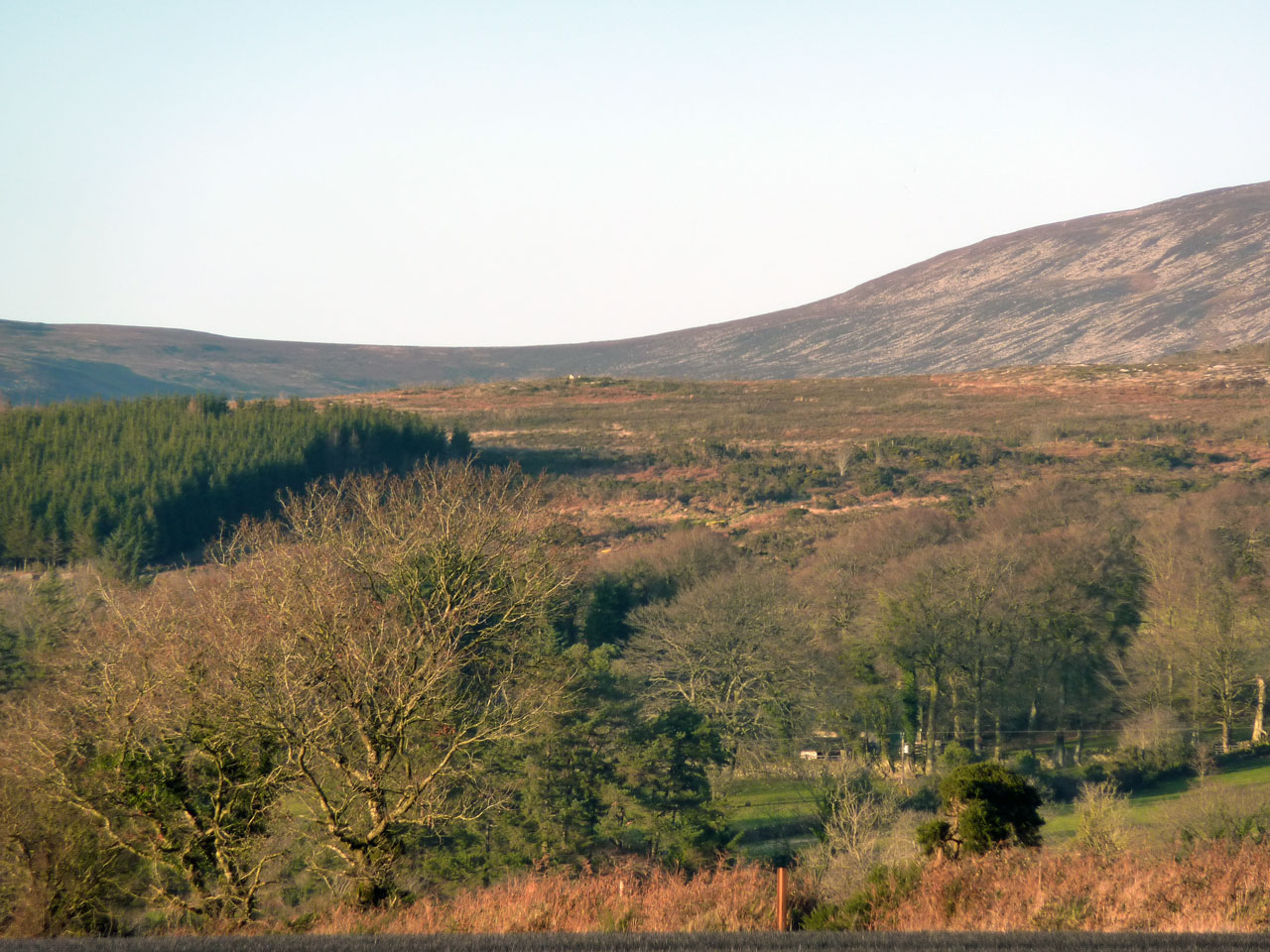 The area around Cullintra House is perfect for Hill Walking - walkers of all ages are welcome