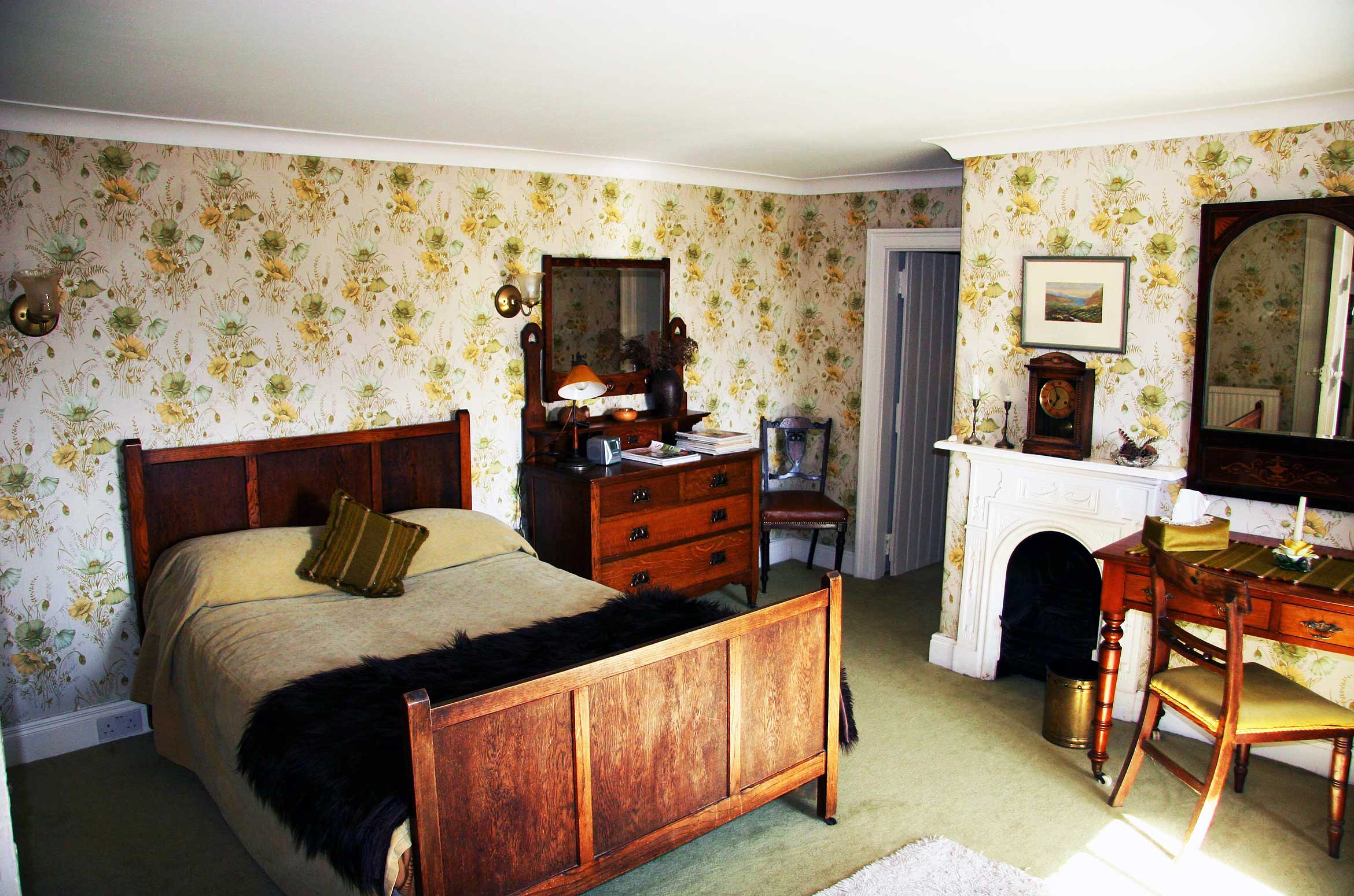 Irish Country House Accommodation | Guest Rooms | Co Kilkenny Ireland